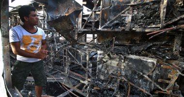 القوات العراقية: عدد قتلى تفجير  قضاء طوزخورماتو  17 شخصا وإصابة 36 آخرين -