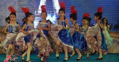 بالفيديو والصور..أطفال مدرسة دار الطفل يتألقون بحفلهم السنوى  بجامعة MSA