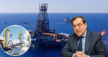 مصدر: إنتاج مصر من الغاز يصل لـ5.5 مليار قدم مكعب يوميا بعد تشغيل حقل أتول