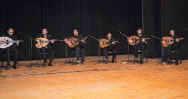 حفل موسيقى لطلاب بيت العود بحضور نصير شمة