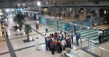 مطار القاهرة يشهد مغادرة 3 آلاف و161 معتمرا للأراضى المقدسة