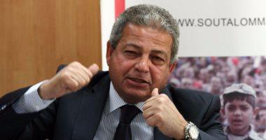 وزارة الرياضة تنشر قرار الشهيد فتوح بالوقائع المصرية