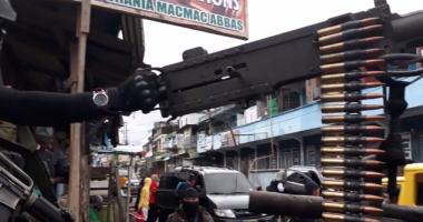 """بالصور.. """"داعش"""" يزعم سيطرته على مدينة ماراوى الفلبينية"""