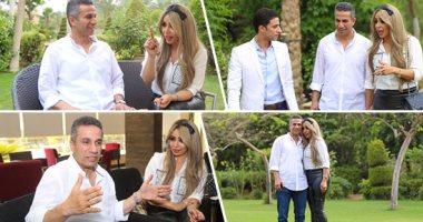 اليوم السابع ترفع حوار العميد محمد سمير  وزوجته الإعلامية إيمان أبو طالب لأسباب عائلية وإنسانية