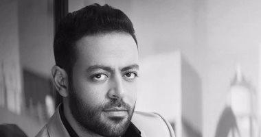"""تامر عاشور يطرح أغنية وطنية بعنوان """"ألف شكرا"""" ويعلق : أهديها لكل المصريين"""