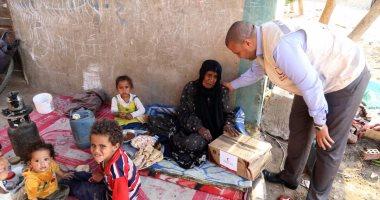 الإمارات تقدم مساعدات إغاثية لأهالى المخا بالساحل الغربى اليمنى