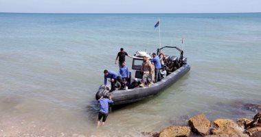 البحرية الليبية تطلب مجددا مساعدة الاتحاد الأوروبى بشأن المهاجرين