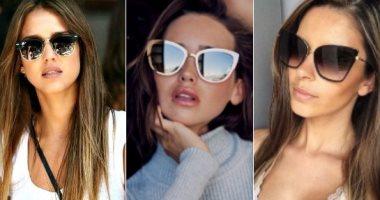 27137451e بالصور..5 موديلات نظارات شمس لازم تجربيهم فى 2017 - اليوم السابع