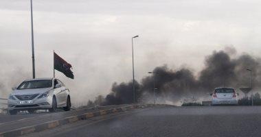 مسئول قبلى بليبيا يكشف التوصل لاتفاق وقف إطلاق نار جنوب طرابلس