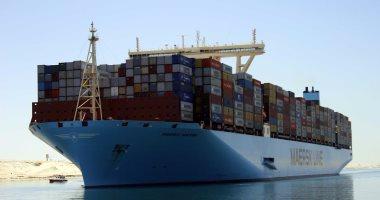 موانئ بورسعيد تسجل دخول وخروج 23 سفينة حاويات