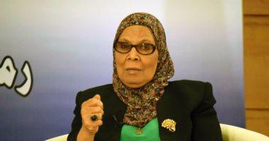 تضامنا مع خالد منتصر .. آمنة نصير: تكفير الآخرين جريمة فى حق الوطن والمواطنة