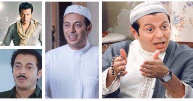 """اللهم إنى صايم.. """"نقاد الأنتريه"""" يحاكمون مصطفى شعبان فى أول يوم رمضان"""