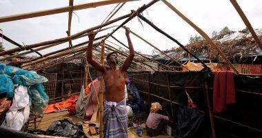 مئات البوذيين يطالبون بوقف دعم وكالات الإغاثة لمسلمى الروهينجا فى ميانمار