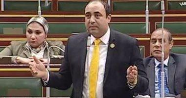 """""""إسكان البرلمان"""" تناقش غدا تعديل قانون 59 للقضاء على ظاهرة البناء العشوائى"""