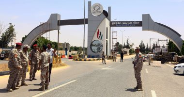 بالصور.. قوات حكومة الوفاق الليبية تسيطر على مطار طرابلس الدولى