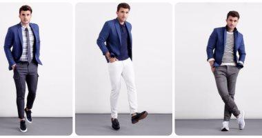 9b5980b1a قاموس الموضة الرجالى..5 طرق لارتداء البليزر بأشكال مختلفة - اليوم السابع