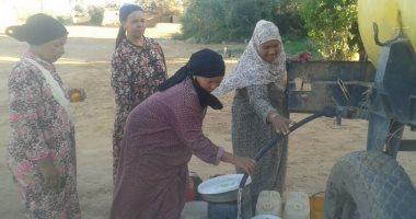 بالفيديو.. أهالى 3 قرى بالوادى الجديد: نعيش على مياه الفنطاس منذ 20 عاما