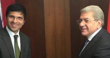 وزير المالية: بورصة لندن تسجل برنامج مصر لإصدار السندات الدولية