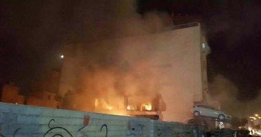 بالفيديو.. انفجار قوى يهز مدينة شيراز الإيرانية
