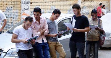 593 ألف طالب بالثانوية العامة يبدأون امتحان العربى فى 1642 لجنة بالجمهورية