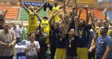 الاتحاد السكندرى يواجه الجزيرة فى بطولة مصر الدولية لكرة السلة