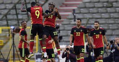بالفيديو.. بلجيكا تفوز وديا على التشيك بثنائية