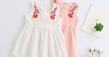 f9e874f286c6b قواعد اختيار ملابس اطفال مناسبة للصيف.. من الأقمشة للألوان - اليوم ...