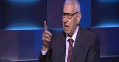 مكرم محمد أحمد: الشعب مدرك أن الفوضى البديل الوحيد للرئيس السيسى