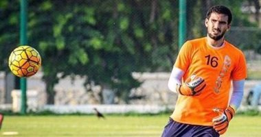 محمد عواد يحرس مرمى منتخب المحليين أمام المغرب