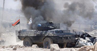 القوات العراقية: تحرير جامع الهادين ومقتل قيادى مصرى بارز فى صفوف داعش