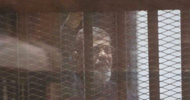 """خلال ساعات.. استكمال إعادة محاكمة مرسى ورفاقه بـ""""التخابر مع حماس"""""""