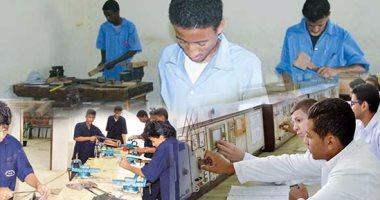 برنامج تطوير التعليم الفنى يحتفل بتخريج 120 من منحة التدريب من أجل التشغيل