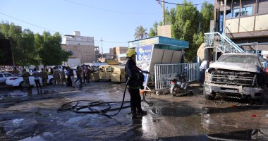 داعش يعلن مسئوليته عن حادث تفجير السيارة قرب أحد مداخل كربلاء العراقية