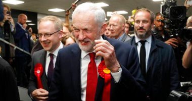 """حزب العمال البريطانى يطالب باستفتاء على خطة ماى حول """"بريكست"""""""