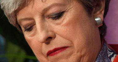 رئيسة وزراء بريطانيا تدين حادث مسجد الروضة الإرهابى وتصفه بالشرير والجبان
