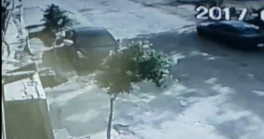 نيابة حلوان تتحرى عن مسجل خطر سرق سيارة موظف بالمعاش