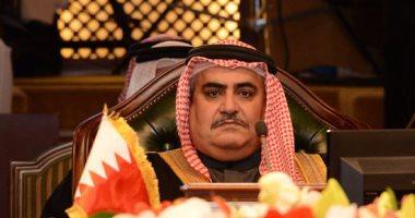 وزير خارجية البحرين: استهداف الإرهاب الحوثى هو تصعيد خطير تم بسلاح إيرانى