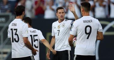 شاهد.. 7 أهداف فى المواجهة الأخيرة بين ألمانيا واستراليا بكأس القارات
