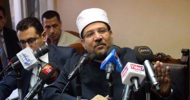 وزير الأوقاف يفتتح مساجد جديدة فى أسوان اليوم.. تعرف عليها