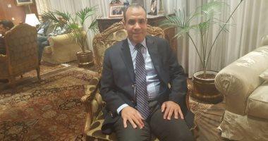 سفير مصر ببرلين يستعرض إمكانيات مصر الهائلة لتكون مركزا إقليميا للطاقة