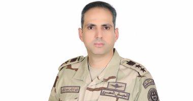 بالصور..المتحدث العسكرى يعلن إحباط عملية إرهابية بسيناء ومقتل 5 تكفيريين