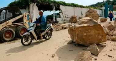 زلزال قوي يهز اليونان ويشعر به سكان أثينا
