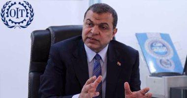 وزير القوى العاملة يطالب يتعديل دستور منظمة العمل الدولية لمواكبة المتغيرات