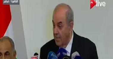 نائب رئيس العراق عن مقاطعة قطر: من يخرج عن الإجماع العربى يجب أن يعزل