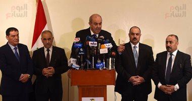 إياد علاوى: لمصر ديون فى أعناق العراق.. وهدفنا تحقيق حصانة اقتصادية لها