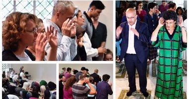 """الجمعة على طريقة الشيخة """"سيران"""".. مسجد بألمانيا يكسر المحظورات بحجة الترويج للإسلام المعتدل"""