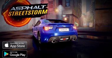 لعشاق ألعاب السيارات.. Asphalt Street Storm Racing متاحة الآن للتحميل