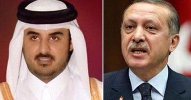 المعارضة القطرية: تميم وأردوغان خططا لتهديد أمن مصر عبر الإرهابيين فى ليبيا