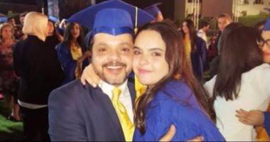 """هنيدى يحتفل بتخرج ابنته فاطمة من المدرسة: """"أسعد الأيام"""""""