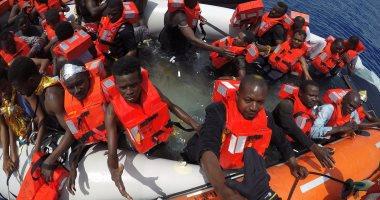 """""""الدولية للهجرة"""": مخاوف من غرق نحو 130 مهاجرا فى البحر المتوسط"""